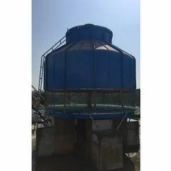 Jyoti Blue FRP Counter Flow Type Cooling Tower, Capacity (Litre/sec): 100-500 Lpm