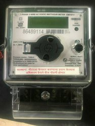 1 phase L & T Solar net meter