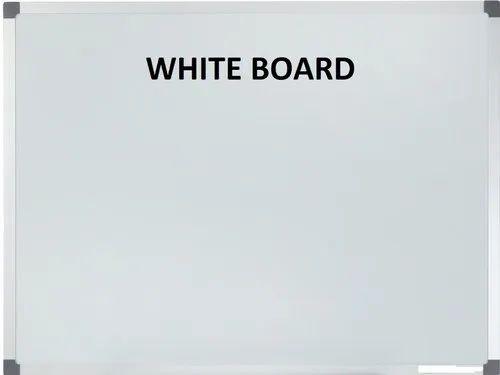 Melamine White Board