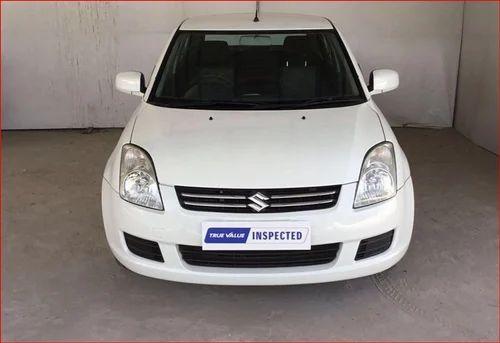 White Maruti Suzuki Swift Dzire Ldi Car Rs 325000 Sanga