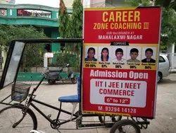 Advertising Cycle Rickshaw Trolley