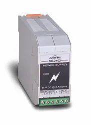 SX-2402 DIN Rail Mount Power Supply Unit