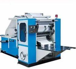 Face Tissue Inter Fold Machine