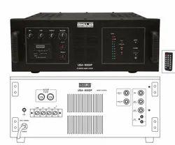 UBA-800DP Dj And Pa Power Amplifiers With Digital Player