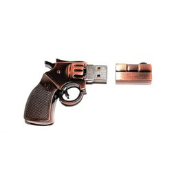 PD0015 Metal Gun Pen Drive