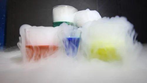 Freezing Liquid Nitrogen