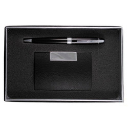 Pen and Card Holder Set