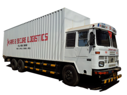 Automobile Truck Container Body