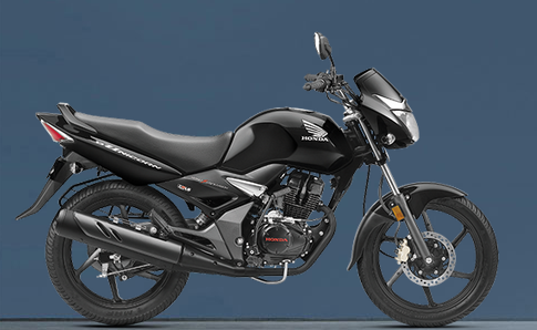 Pearl Igneous Black Honda CB Unicorn 150 Bike, Rs 72759 ...
