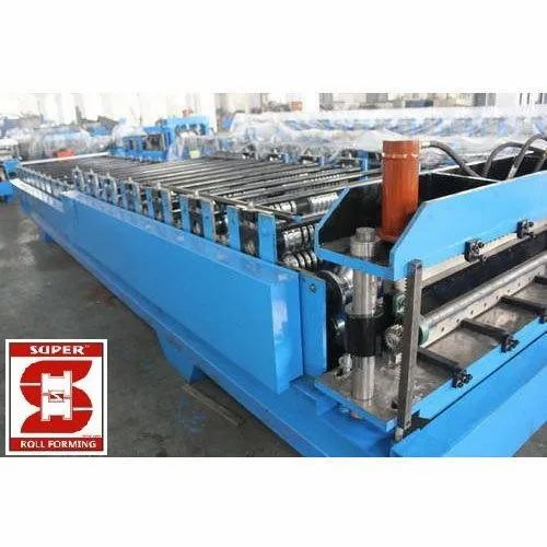 Forming Machine - U Channel Forming Machine Manufacturer from Udaipur