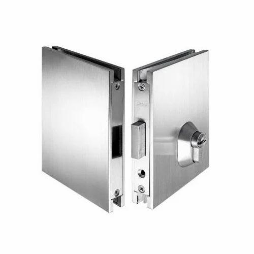Glass Door Lock With Dead Bolt And Strike Box Glass Door Locking