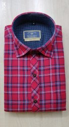 100% Cotton Men Stone Casual Shirt