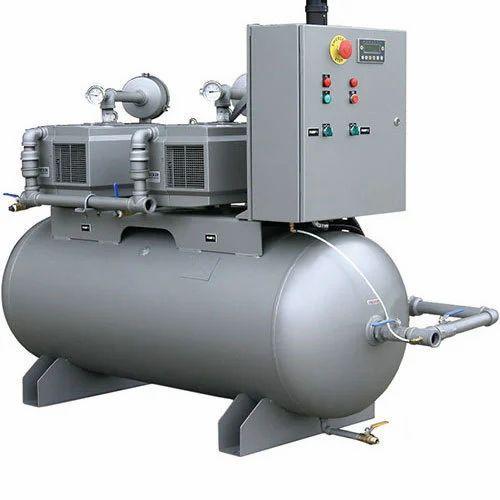 1 - 50 hp Oil Free Air Compressor, Parth Industries   ID: 20257579873