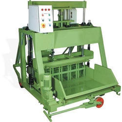 Automation Concrete Block Making Machine