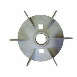 Electric Aluminium Motor Cooling Fan