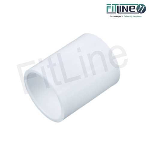 Female Fitline UPVC Coupler, Size: 1/2 inch, for Structure Pipe