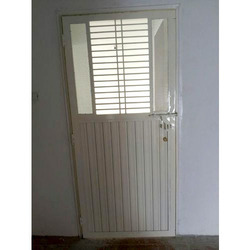 Mild Steel Safety Door At Rs 10000 /piece | Safety Door | ID: 14777147188