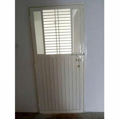 Lovely Mild Steel Safety Door