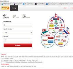 Net Banking Digital Mobile Recharge & Bill Payment Portal/App B2B or B2C