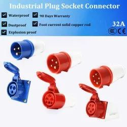 Industrial Plug & Socket