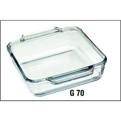 Glass Square Bake Dishes