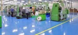 Acid Resistant Epoxy Floorings
