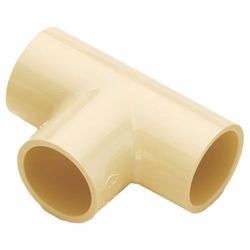 Rio CPVC Tee, for Plumbing Pipe