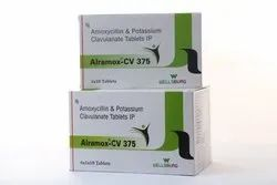 ALRAMOX CV 375mg Tablets