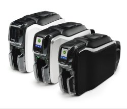 PVC Zebra ZC300 Double Side ID Card Printer