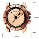 Frosino FRAC061806 Analog Bronze Dial Watch