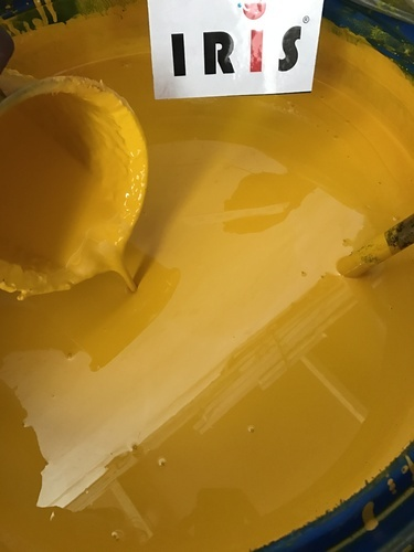 Pigment Yellow 5G Paste For Textile Industry (IRISTEX)