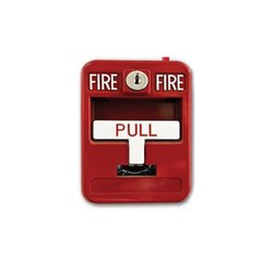 M S Body Red Fire Safety Alarm System