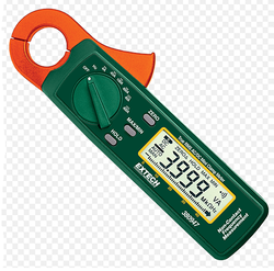 True RMS Mini Clamp Meter