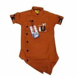 Children Stylish Party Wear Shirt
