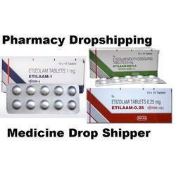 Etizolam Tablet Drop Shipping