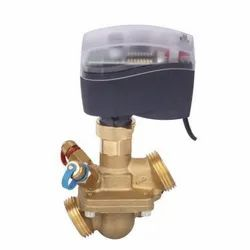 Brass Y Type Danfoss Pressure Independent Control Valve, Model Name/Number: 600gm