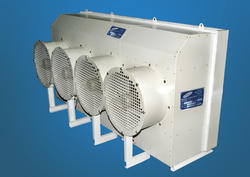 Condenser Coil With Fan& Motor