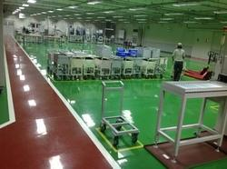 Epoxy Flooring Coating for Hospital Industry