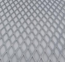 Flatted Expanded Metal Mesh