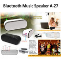Bluetooth Music Speaker A-27