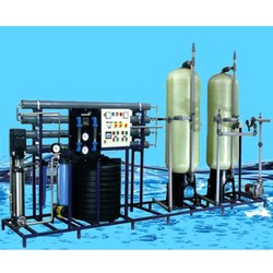 Reverse Osmosis Filtration Plant