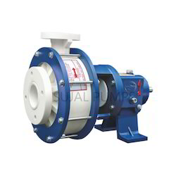 Mechanical Seal Type Pump