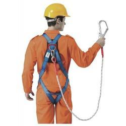 Full Body Harness With Single Rope