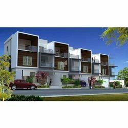 Row Villa Construction Service