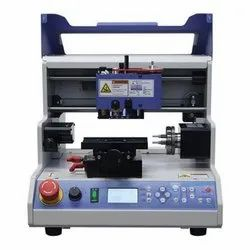 CNC Enamel Engraving Machine
