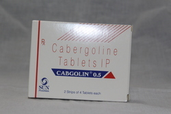 Cabgoline 0.5mg Tablet