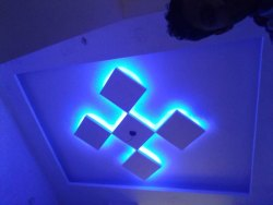 Pop False Ceiling Work
