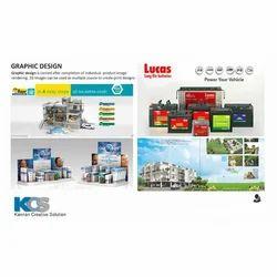 Promotional Graphic Design Service