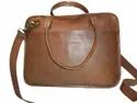 Professional Briefcase Leather  Shoulder Bag