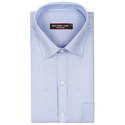 Blue Premium Twill Formal Shirts